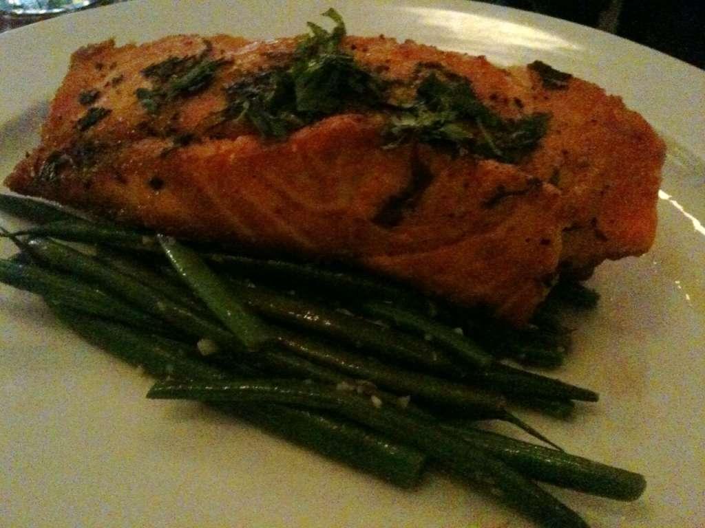 Roasted Scottish Salmon