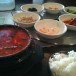Soft Tofu Stew at Miran Korean Restaurant