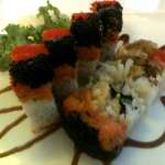 Spider Man Roll at Eastern Garden
