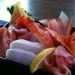 Chirashi at Sushi Blue