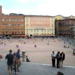 Discovering Siena and Dinner at Ristorante San Desidero