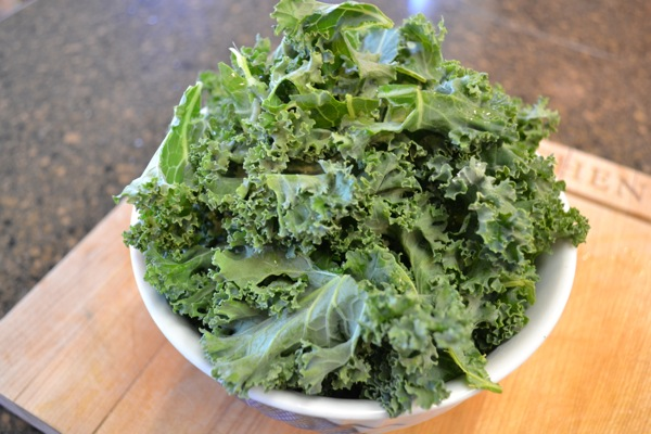 Kale - It's what's for dinner