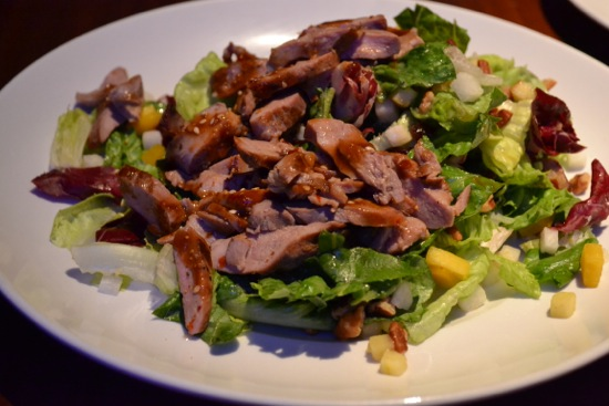 Maple Leaf Farms Sesame Duck Salad