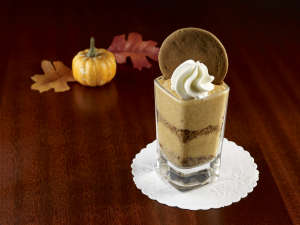 Pumpkin Pie Mini Indulgence