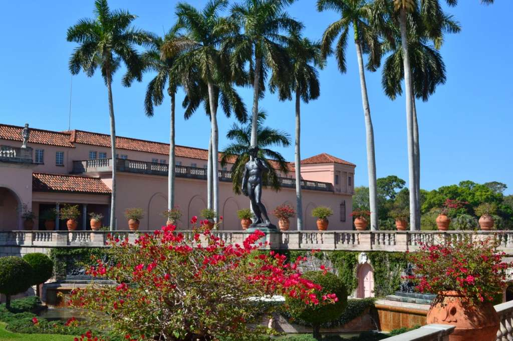 Florida meets Italy at the Ringling Museum