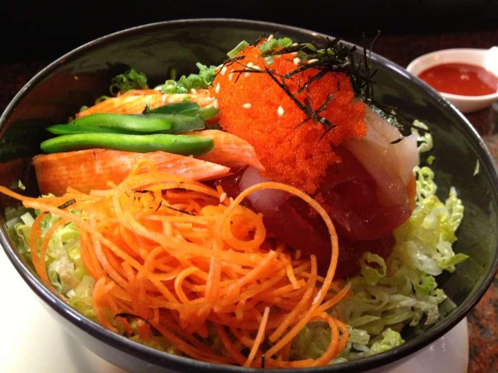 Cy Sashimi at Kidari Sushi Yatai