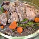 Receipe test: Joe Sponzo's Tuscan Pork Stew with Polenta