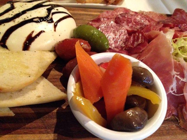 Lugo Housemade Mozzarella Platter
