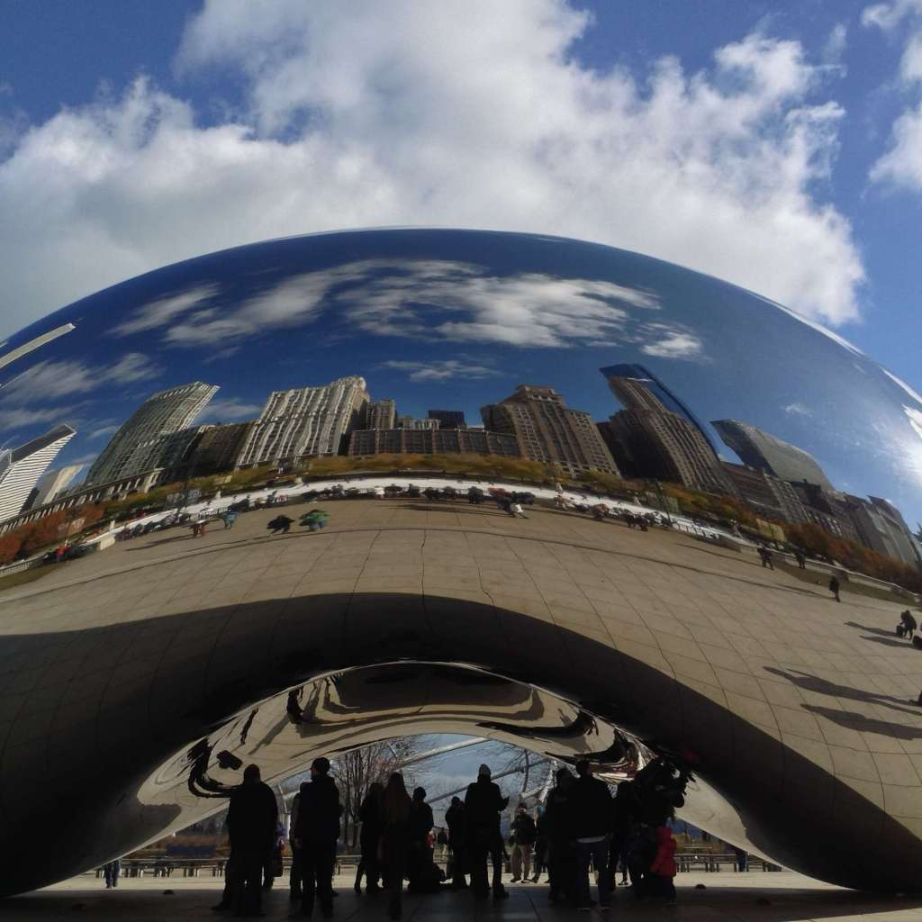 """The Bean"" - Chicago, Illinois"