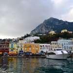Italy 2014 Day 7: Ristorante Barbarossa (Capri)