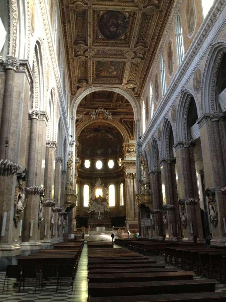 The Duomo di Napoli