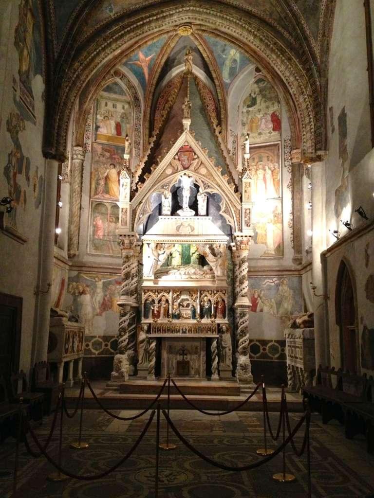 The Minutolo Chapel