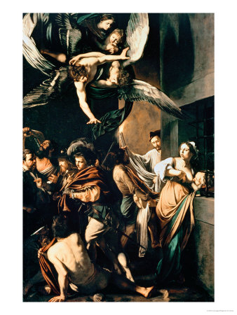The Seven Works of Mercy by Caravaggio.