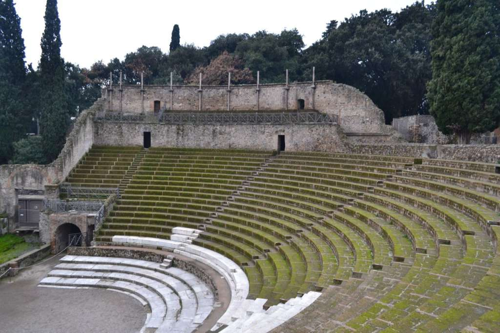 The theater