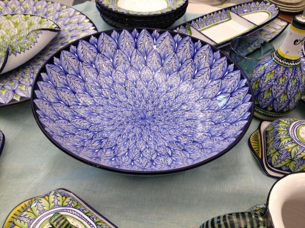 Ceramiche d'Arte in Ravello