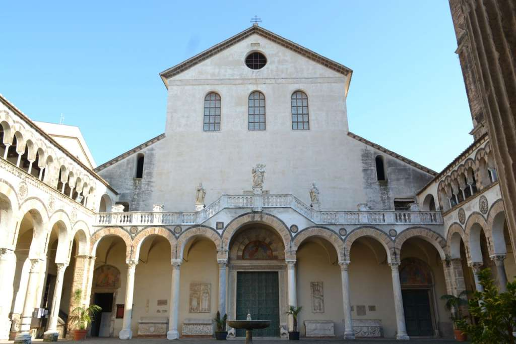 The Cathedral of Salerno