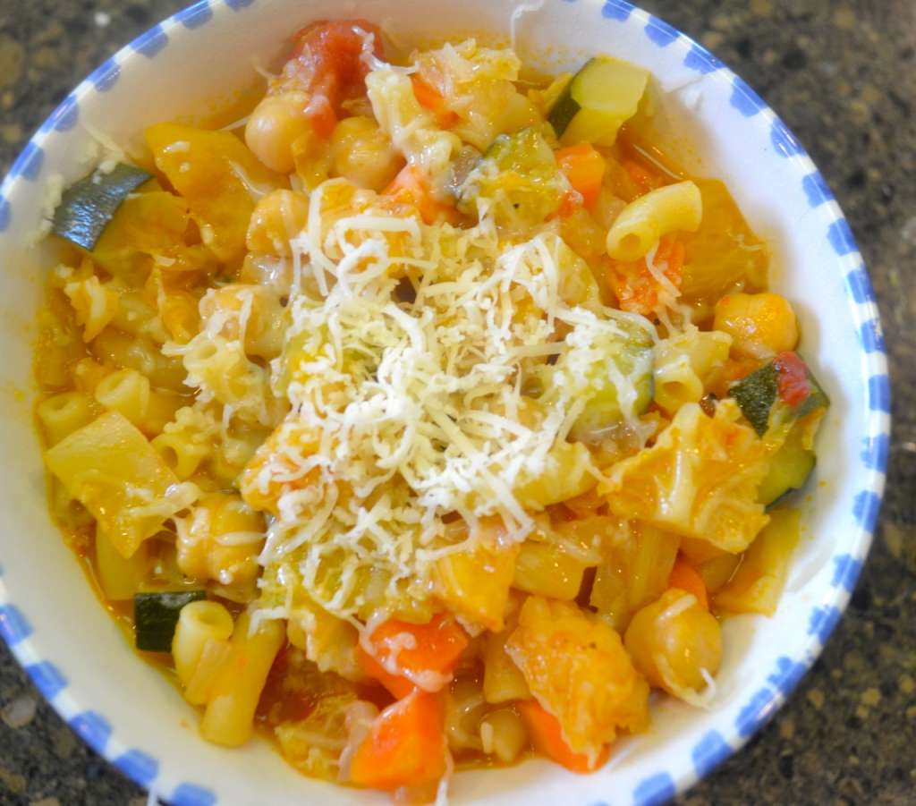 Summer Vegetable Stew