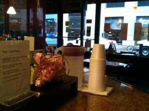 Giwa Restaurant in Philadelphia, PA.