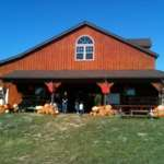 Apple Picking at Hill Creek Farms in Mullica Hill, New Jersey