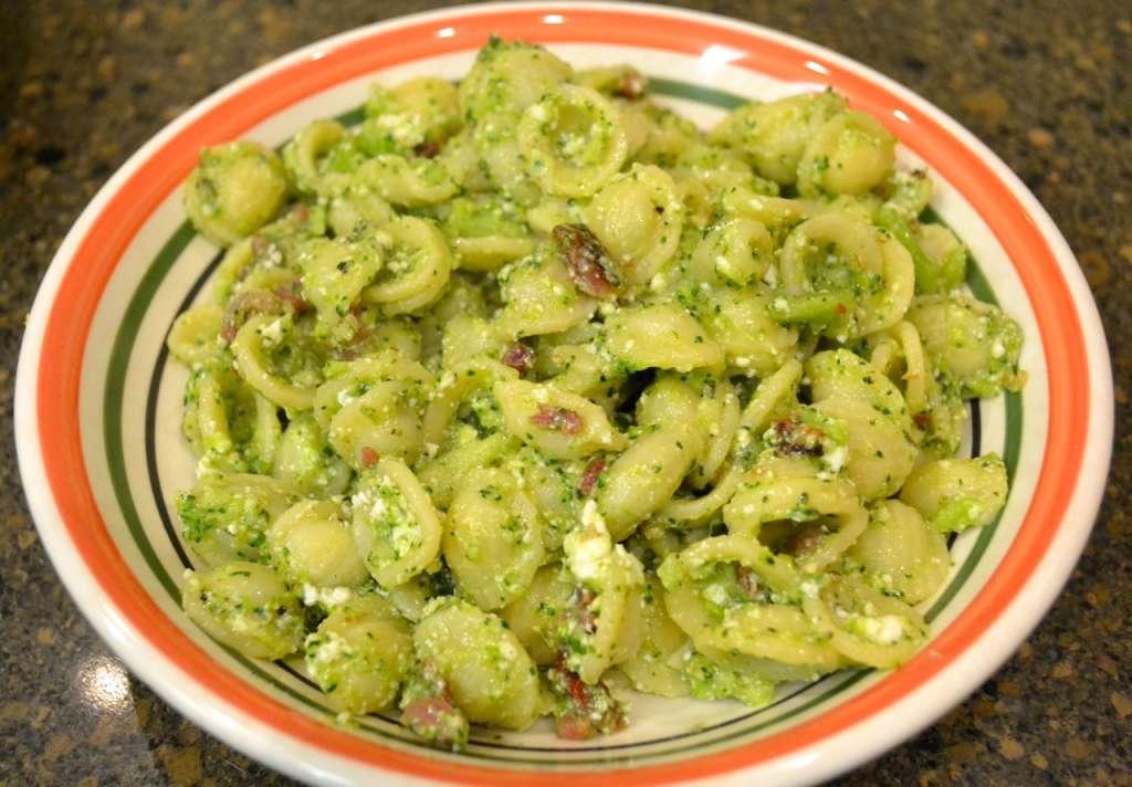 Orecchiette Pesto