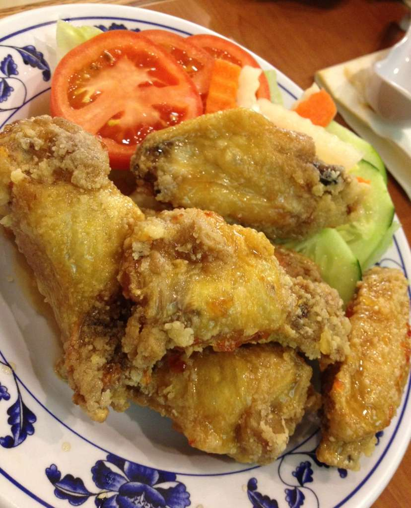 Chicken wings (6 per order)