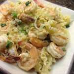 What's for Dinner: Lemongrass Scampi with Fresh Pasta