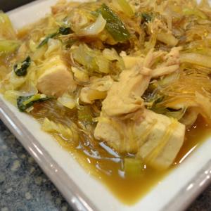 Easy Sukiyaki